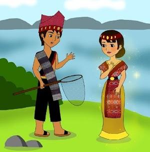 Cerita Rakyat Sumbawa: Ai Mangkung dan Putri Lala Sri Menanti