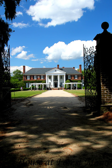 Boone Hall Plantation 2013: House At Forest Manor: Historic Boone Hall Plantation