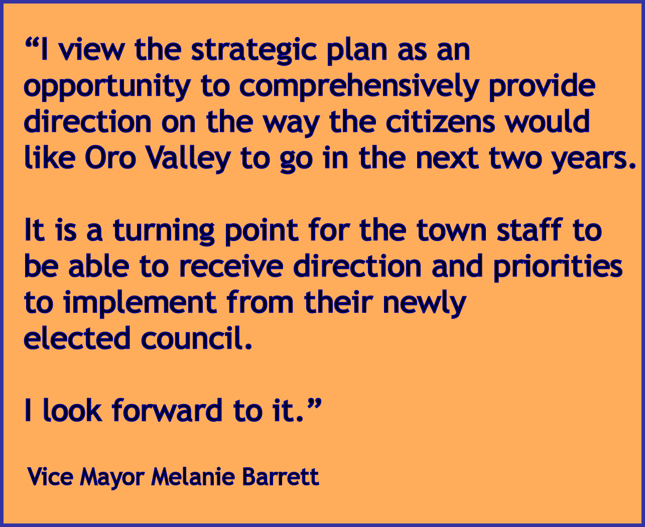 Love Let Oro Valley Excel 2019 Budget Starts With Your Input Tonight