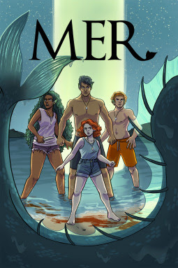 mer, comics, mermaids, atlantida, fantasy, romance, joelle sellner, abby boeh