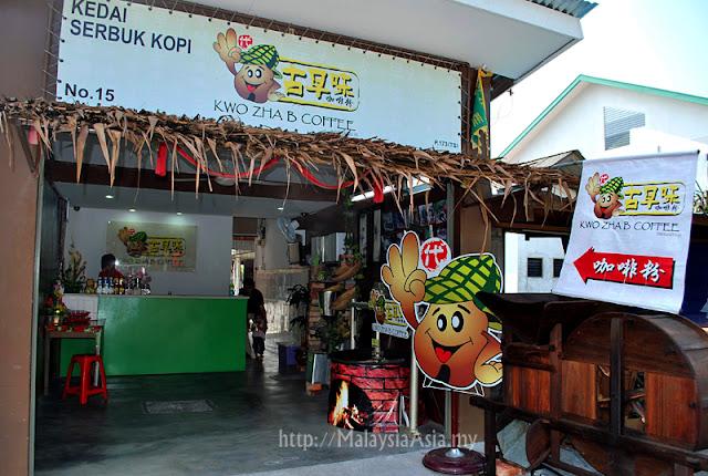 Coffee at Tanjung Sepat