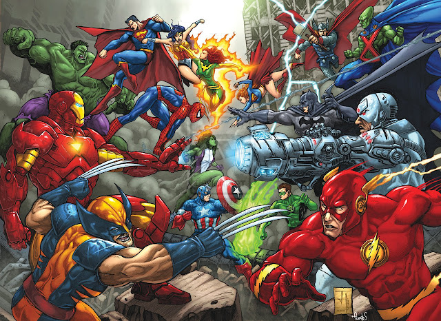 Superhero Indonesia ini Pernah Masuk dalam Komik Marvel dan DC