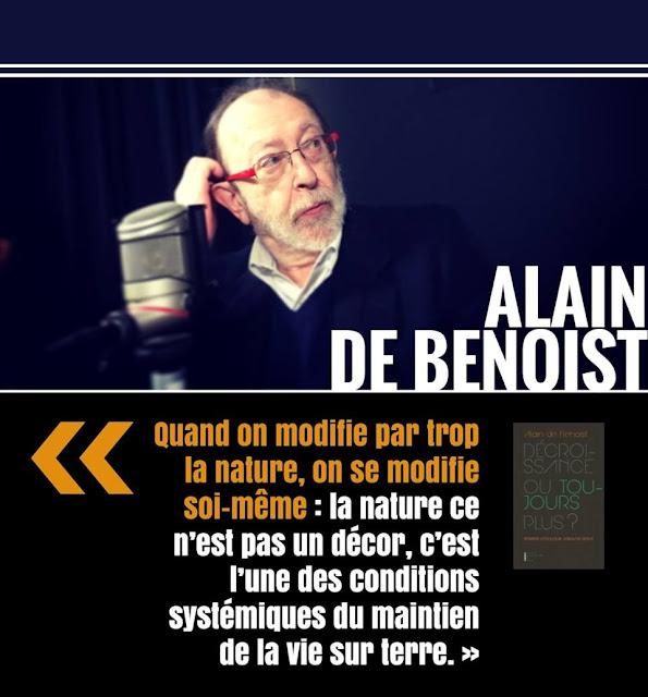 écologie-décroissance-nature-Alain-de-Benoist