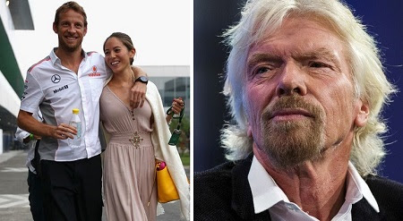 How 'Drunk' Richard Branson Almost Harrased A Lady
