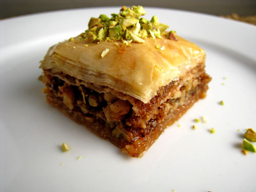 Ramazan Baklavası