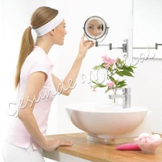 toko cermin rias led murah