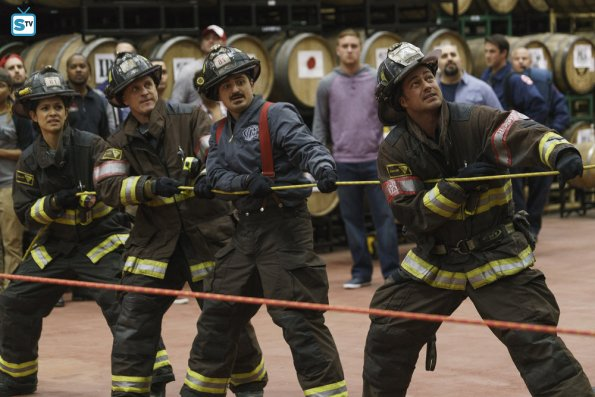 Chicago Fire - Some Make It, Some Don't - Review