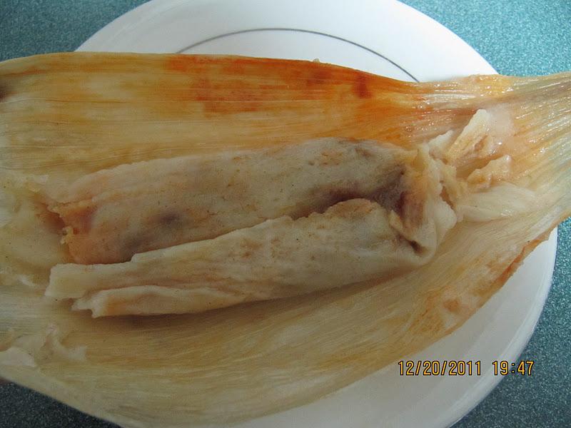 como preparar masa para tamales con maseca