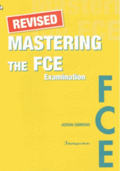 Fce exam exercises