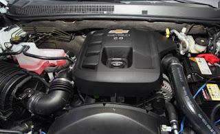 Động cơ Chevrolet 7 chỗ SUV