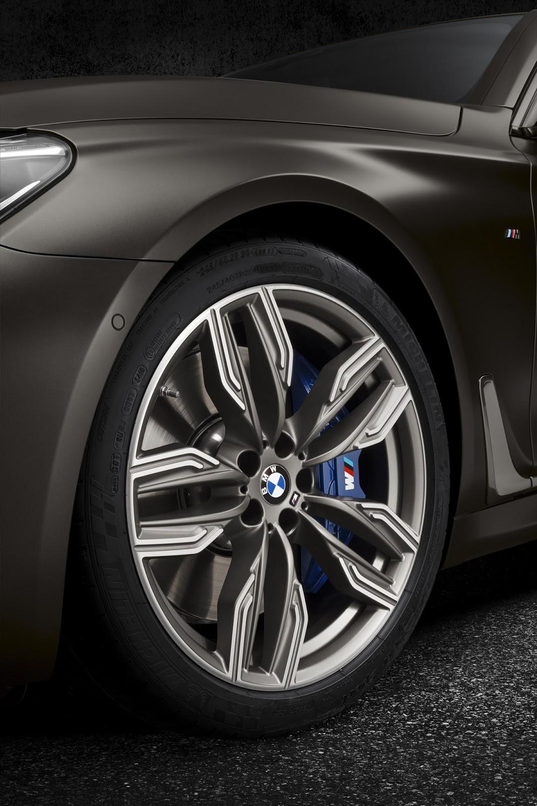 New BMW M760Li XDrive Gets Massive 66 Liter V12 Turbo With 600