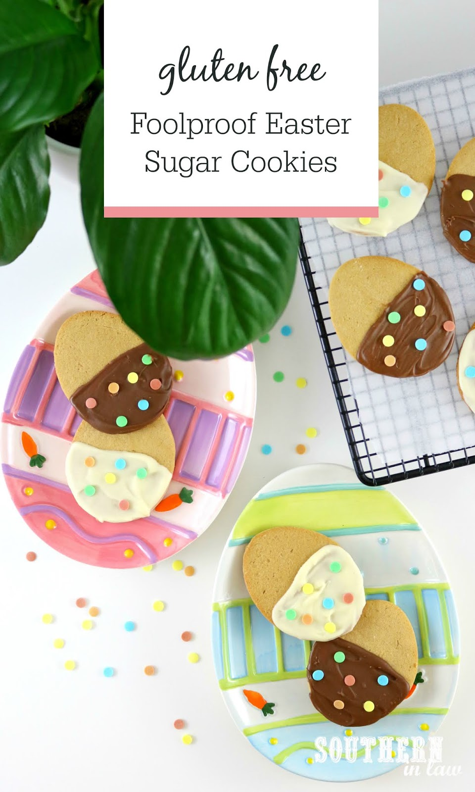 Southern In Law Recipe Foolproof Gluten Free Easter Sugar Cookies