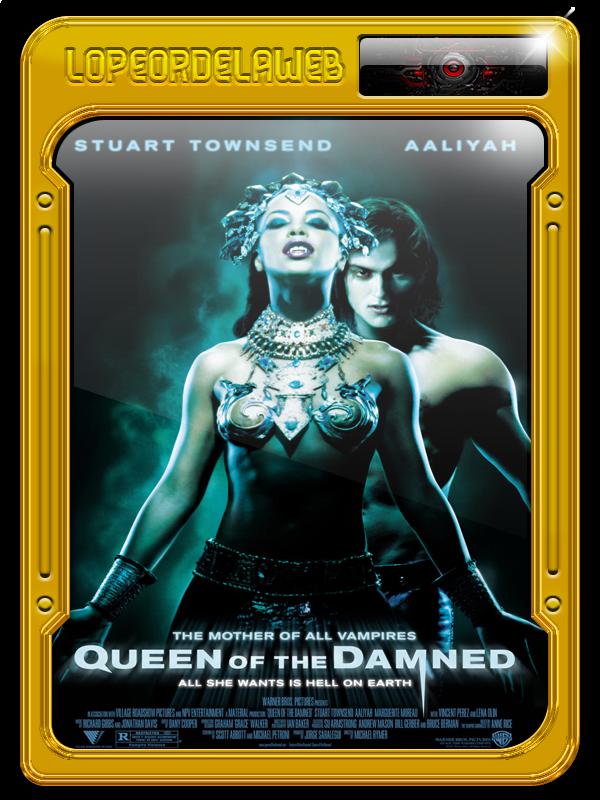 Queen of the Damned (La Reina De Los Condenados) (2002) Dual