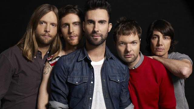 El nuevo single de Maroon 5 saldrá esta noche