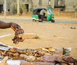 suya seller kill girl suya