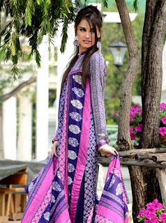 Mausummery colorful lawn Collection 2016 for women