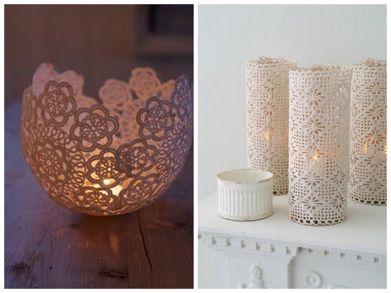 Arts and Crafts on Pinterest | Hot Glue Guns, Candle ...
