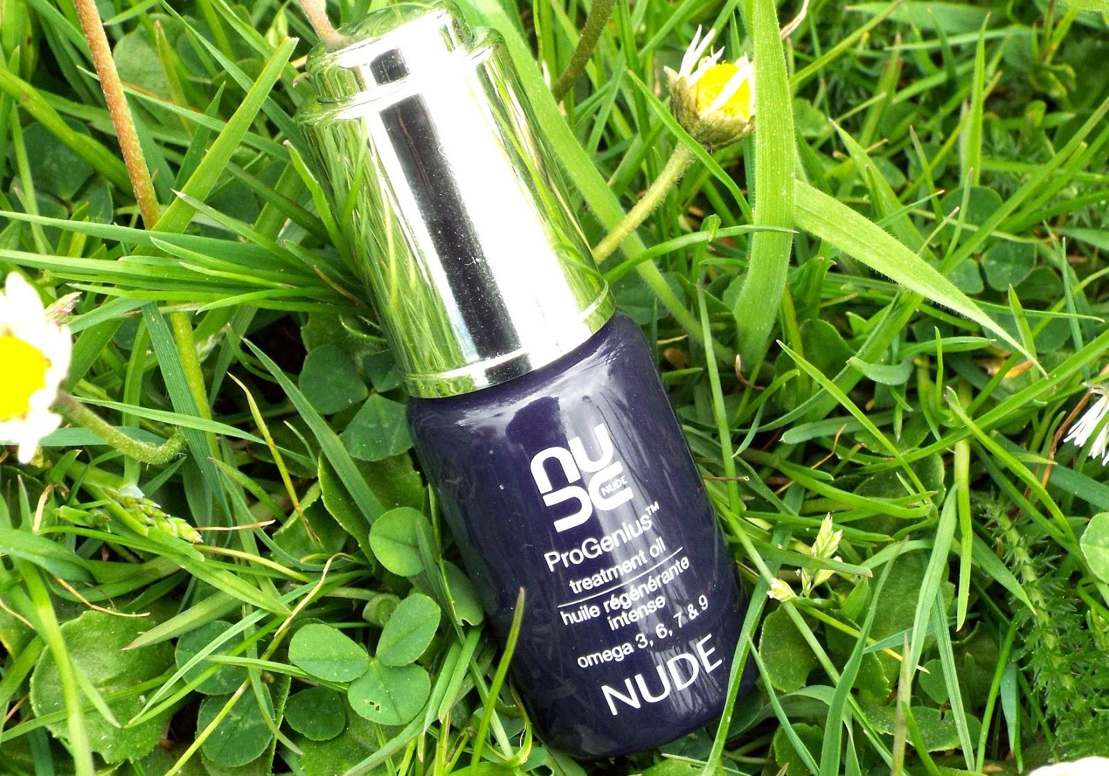 Nude Skincare ProGenius Omega Treatment Oil