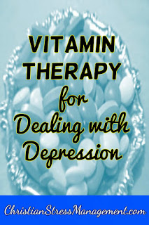 Vitamin Therapy for Dealing with Depression