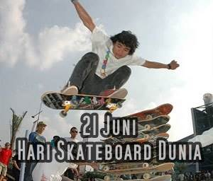 Sejarah Hari Skateboard Dunia Tanggal 1 Juni Di Peringati