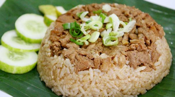Cara Membuat Nasi Tim Untuk Penderita Tipes