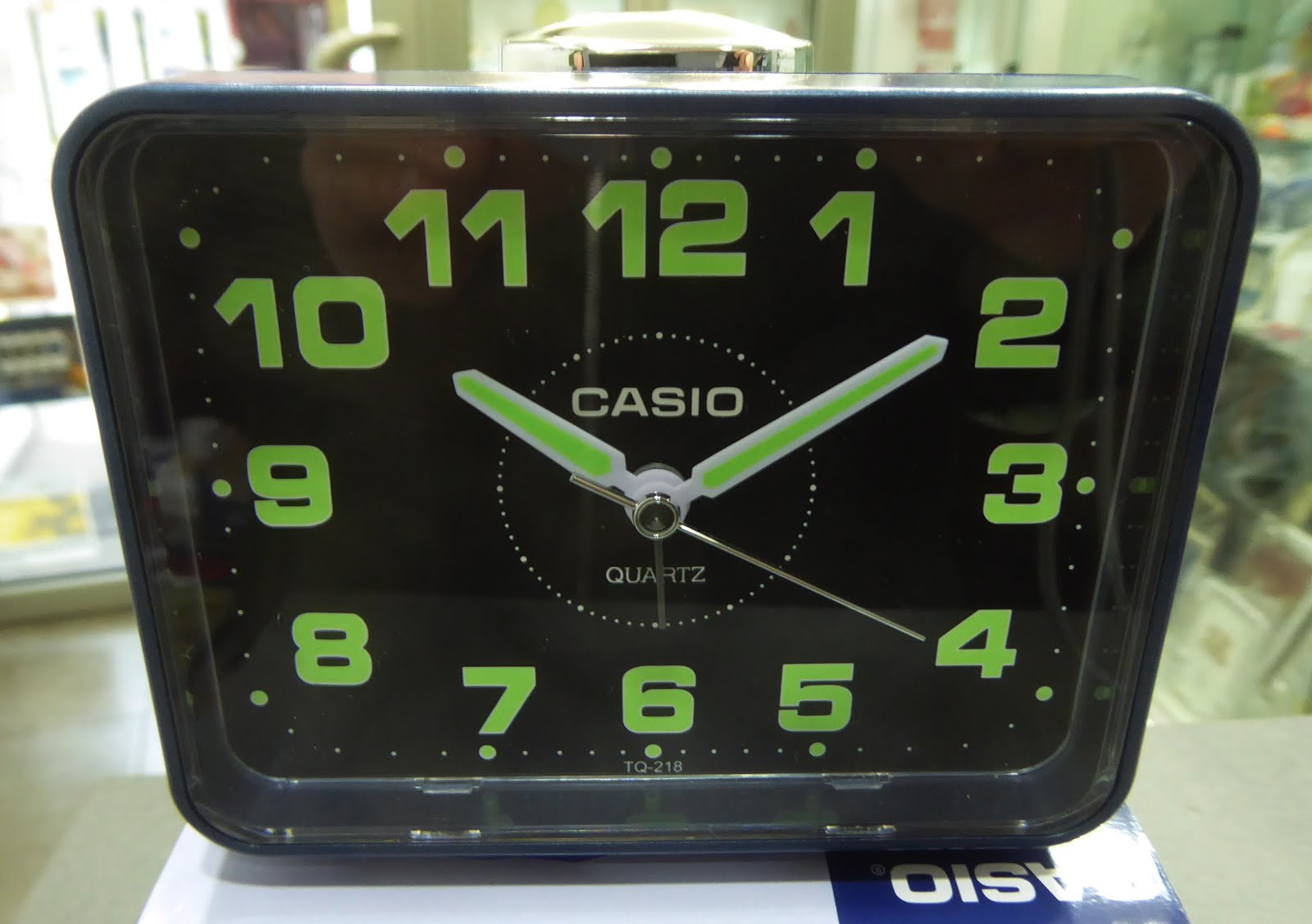 Despertador Casio