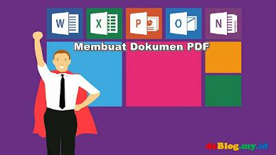 Cara Membuat Dokumen PDF Untuk Upload ke Situs SSCN