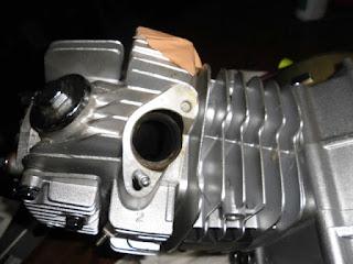 エンジン ランポート