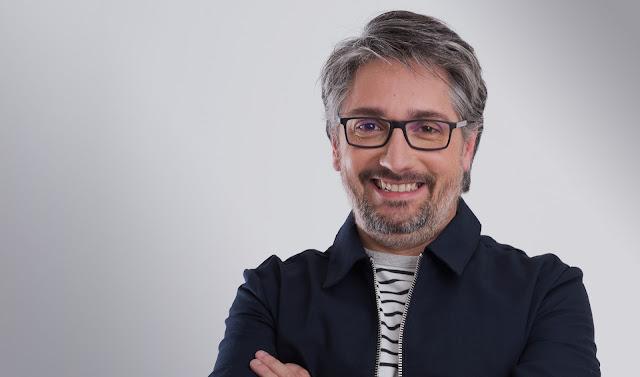 Entrevista Nuno Markl - Parte 1 Série 1986