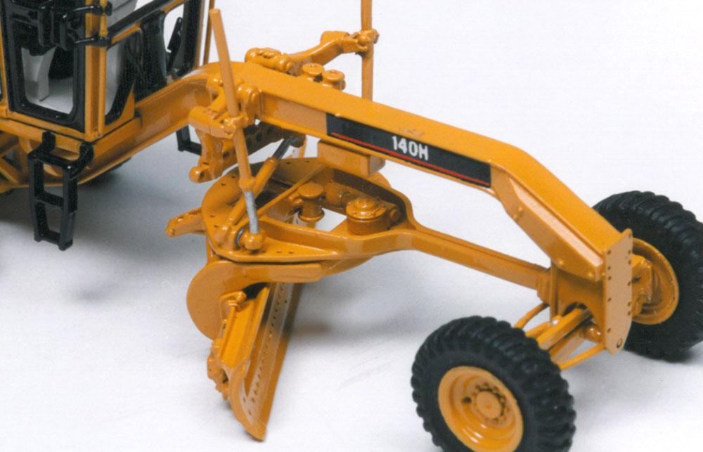 Memorable model cat 140h motor grader classic for Cat 24h motor grader