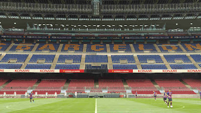 PES 2019 Camp Nou Mod by Txak