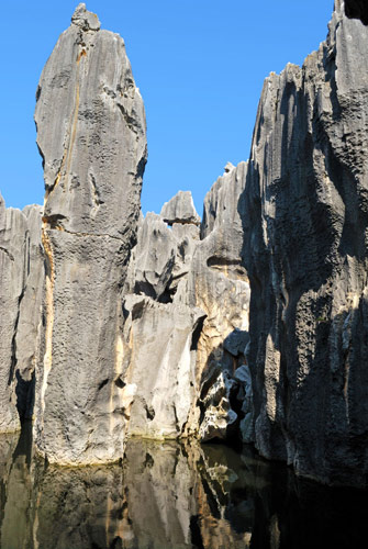 Stone Forest Kunming, China