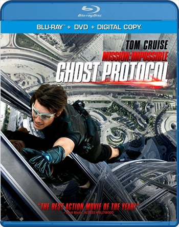 Mission Impossible Ghost Protocol 2011 Dual Audio Hindi Bluray Movie Download