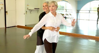 Florence Henderson DWTS