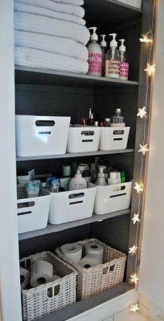 ideas para organizar cosmetica y maquillaje