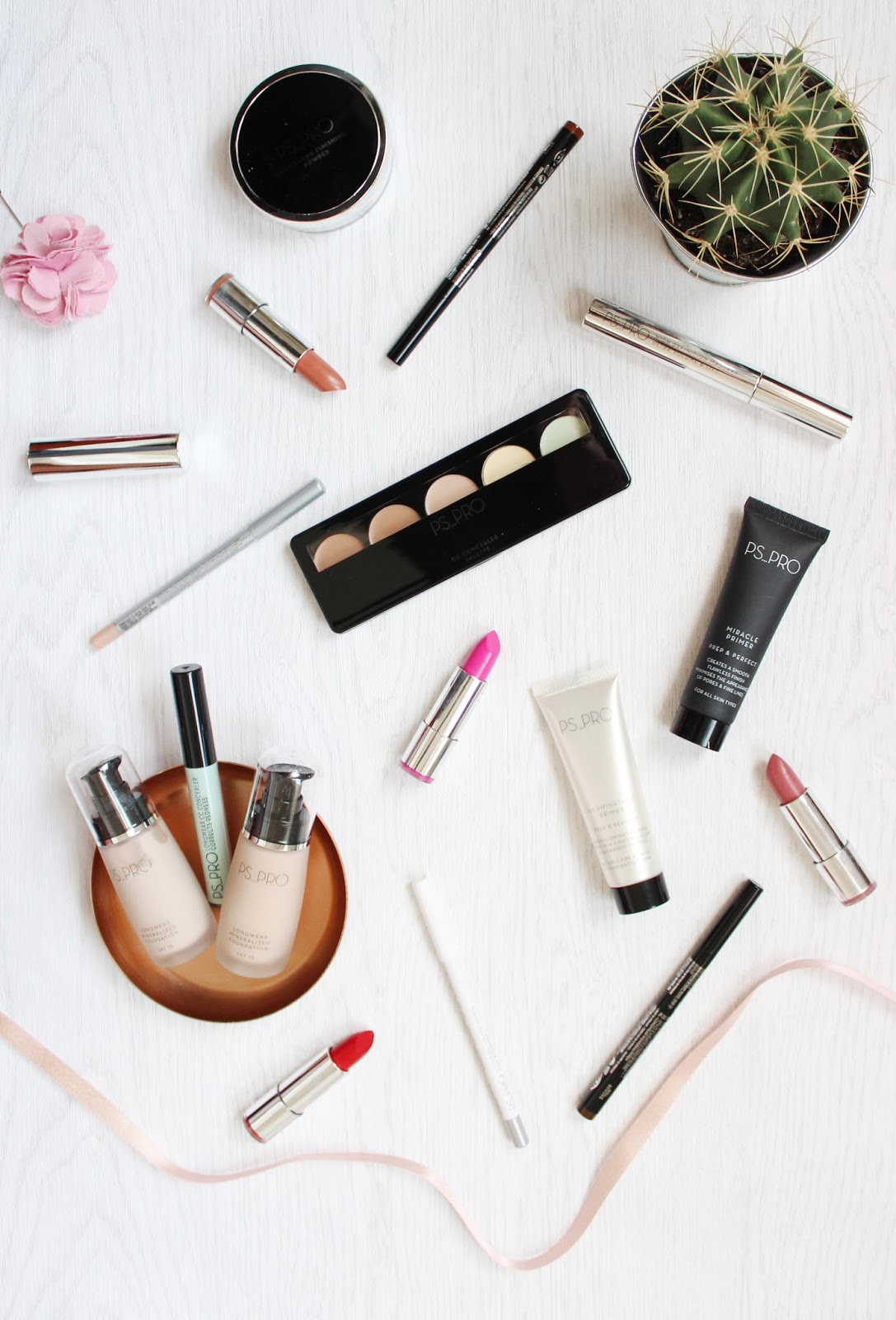 Primark PS...Pro makeup range review