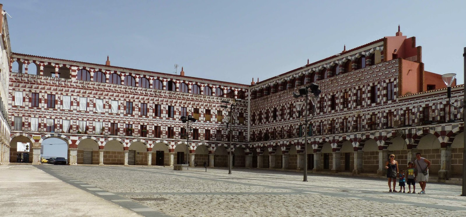 Badajoz, Plaza Alta.