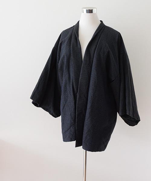 羽織 ジャケット FUNS ジャパンヴィンテージ 60年代 アンティーク着物 Haori Jacket Japanese Vintage 60s Antique Kimono