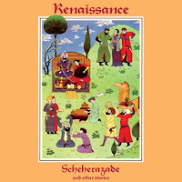 Renaissance - Sheherazade And Other Stories (1975)