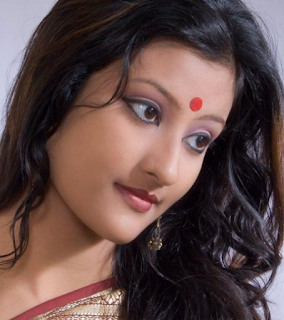 Foto Medha Bhattacharya Pemeran Tapur - Putri Biru ANTV