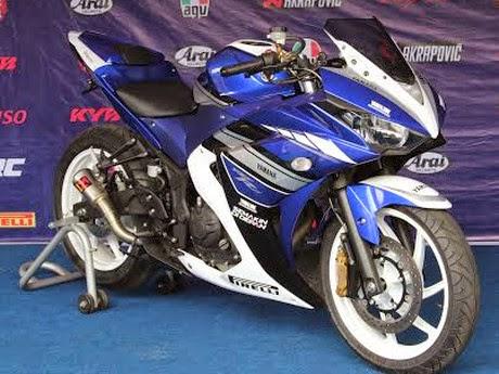 Yamaha R25 SE hanya 100 unit apa specialnya?