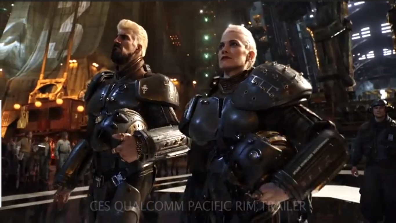 pacific rim le film jaegers and pilots eng