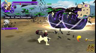 Naruto Ultimate Ninja Impact Modif Tekstur Biju