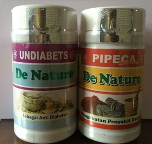 Obat Diabetes de Nature | Jual Herbal Asli