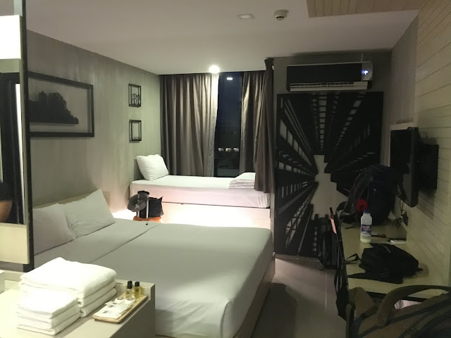 B2 Hotel South Pattaya Room