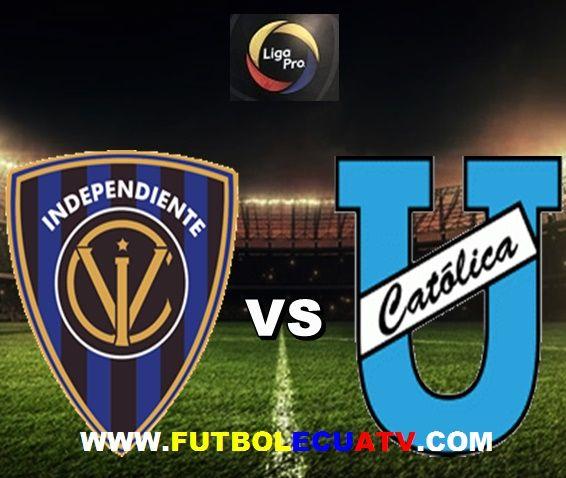 Independiente del Valle recibe a U. Católica en vivo desde las 14:00 horario designado por la FEF a efectuarse en el campo General Rumiñahui por la fecha trece del campeonato ecuatoriano, siendo el árbitro principal Vinicio Espinel con transmisión de los canales oficiales GolTV, CNT y DirecTV Sports.