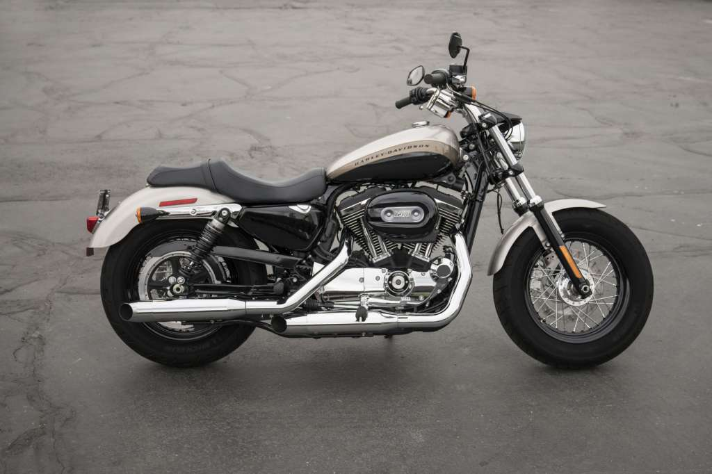 2018 Harley-Davidson Sportster Models Service Manual