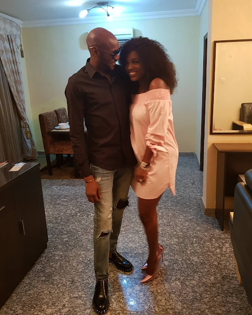 2Face celebrates his wife ,Annie Idibia as she turns a year older