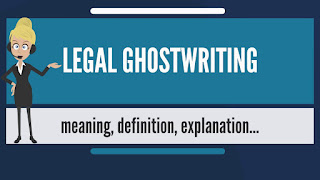 legal ghostwriting services