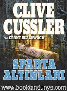 Clive Cussler - Fargo Serisi 1 - Sparta Altınları